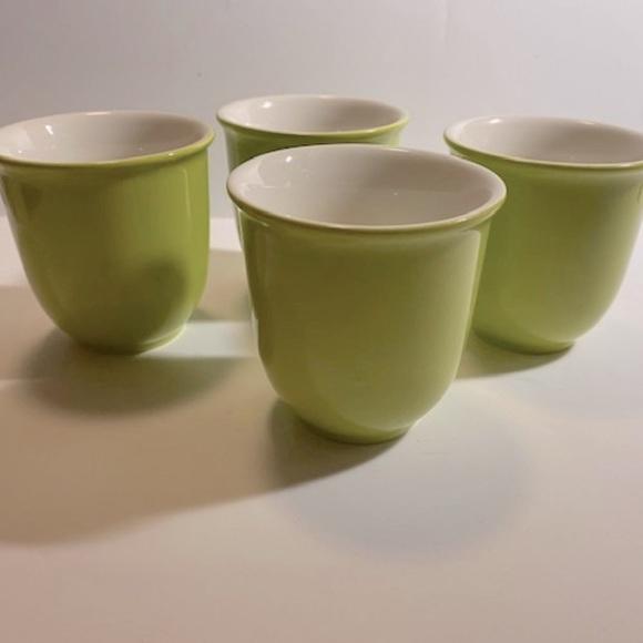 ❤️HOST PICK!♥️ Green Japanese-style tea/sake cups